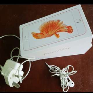 IPhone 6s 64GB Rose Pink for $350