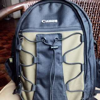 Original Canon Camera Backpack