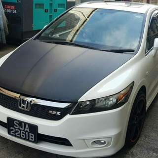 HONDA STREAM RSZ 1.8(A) 2007 SUNROOF TIP TOP CONDTION (BEST PRICE IN TOWN) (SGPORE SCRAP CAR)