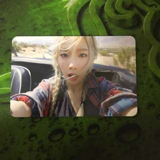 SNSD Taeyeon WHY PC