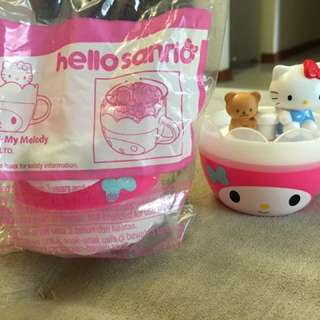 Mcd hello kitty teapot week 2 FREE postage