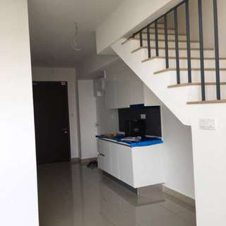 Luxury Duplex Apartment 3R2B @Eclipse Residence, Cyberjaya