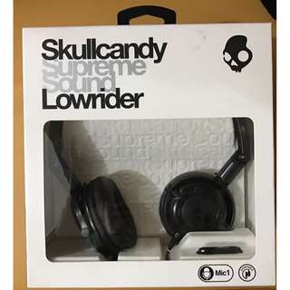 Skullcandy Lowrider Equipped with Supreme Sound (Free Shipping)