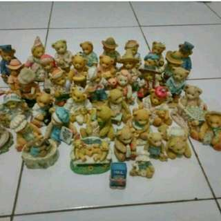 Cherrished Teddies Familly series dari Netherland