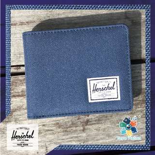 全新 Herschel Supply 散紙位 Roy Coin Wallet, Navy/Red