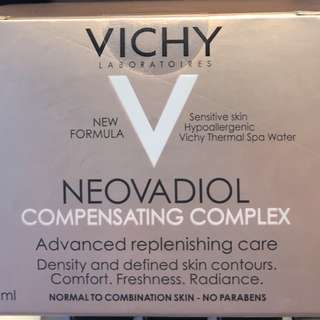VICHY NEOVADIOL NIGHT COMPENSATING COMPLEX ADVANCED REPLENISHING CREAM 50 ML