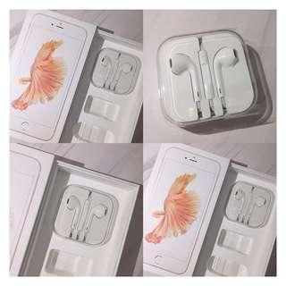 全新未拆iphone耳機