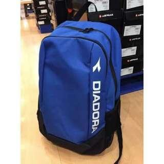 Tas Diadora C600 Black Blue