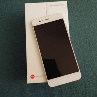 Perfect Condition Huawei P10 Gold