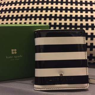 Kate Spade Wallet Stripes