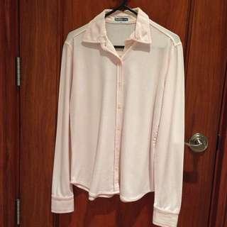 Giordano Long Sleeve Polo