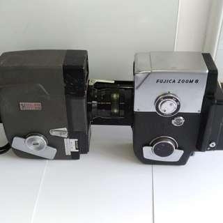 Camera #12...Super 8 mechanical movie camera