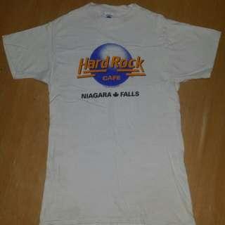 Vintage 1989 Hard Rock Cafe Shirt