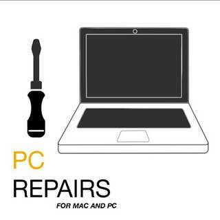 Upgrade, Diagnose, Parts Replacement and more... ( PC / MAC )