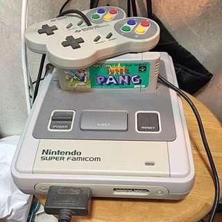 超荀只限一次!Super Nintendo 超任連三game