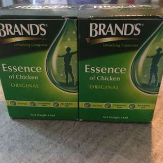 Brand's chicken essence