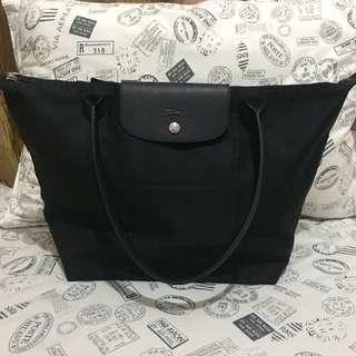 Longchamp neo full black