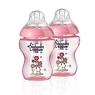 Tomme Tippee Pink Bottle