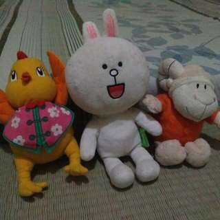 Plush toys for babies and kids