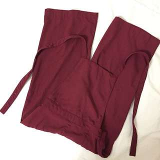 H&M Pinafore Overall Culottes
