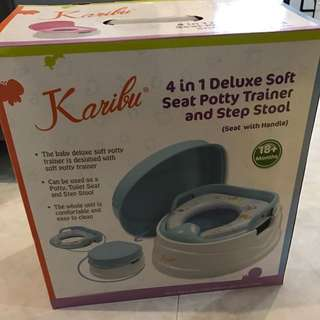 Potty Trainer And Stool