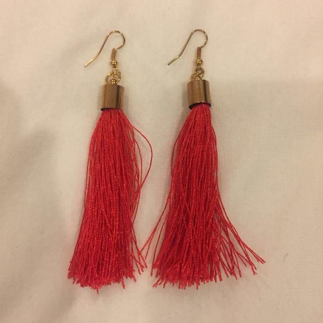 3 for 400! Tassel Earrings