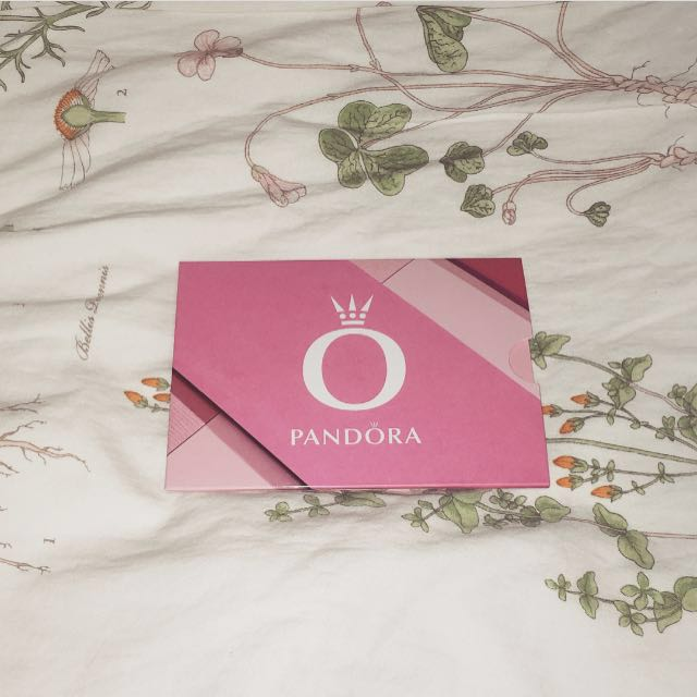 $59 worth Pandora gift card
