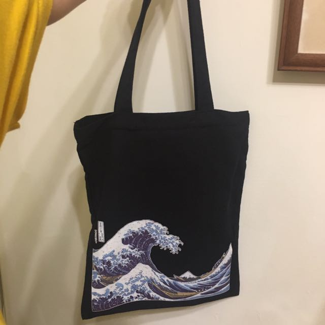 浮世繪帆布包