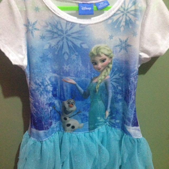 ❄️ Disney Frozen Dress ❄️