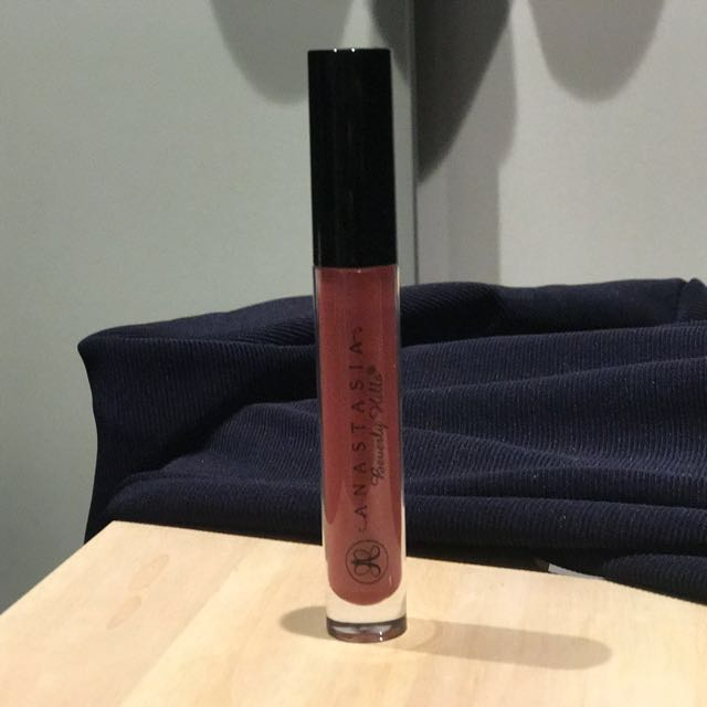 ABH LIP GLOSS - Metallic Rose