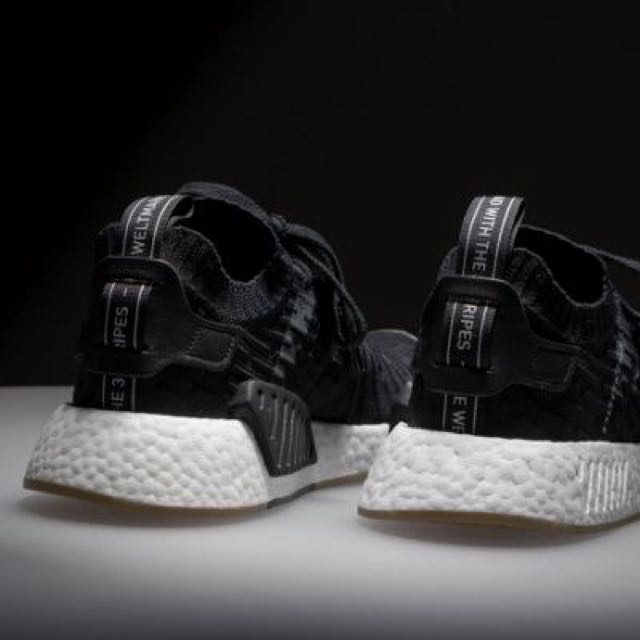 1a01f82738caa Adidas NMD R2 Japan Core Black BY9696 Limited Stock!! 🆕 Release ...