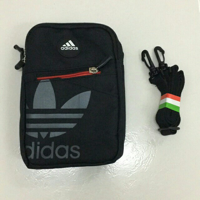 1f74fab192 Adidas pouch bag New Limited edition RM70 Berminat boleh whatsapp ...