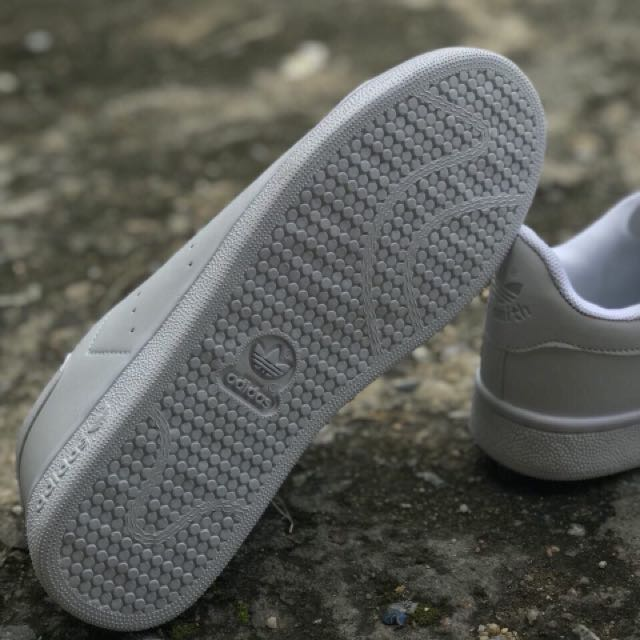 201a7676ce9 ADIDAS STAN SMITH ALL WHITE (GRED AAA)