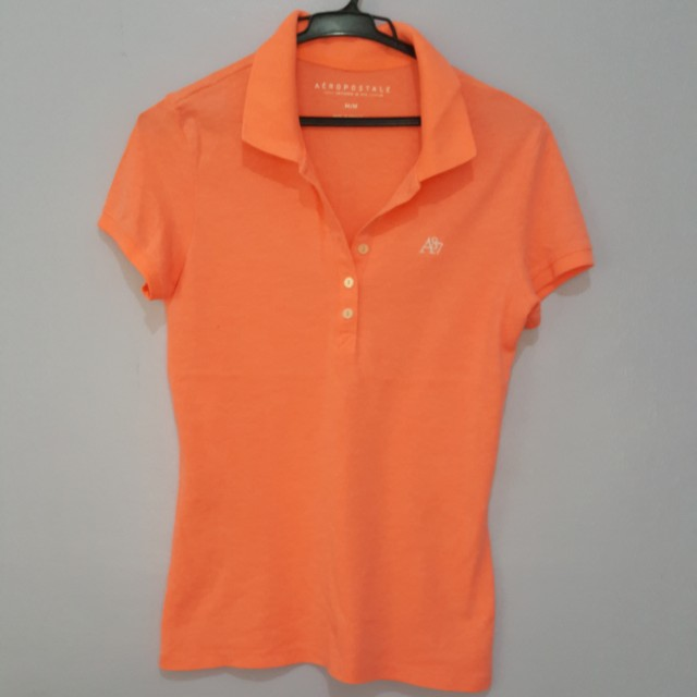 Aeropostale Ladies Polo Shirt