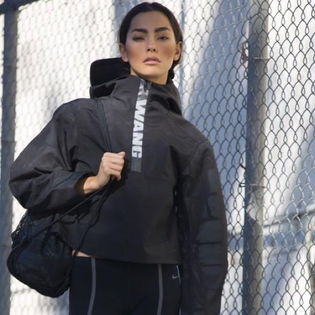 Alexander Wang x H&M Cropped Hoodie