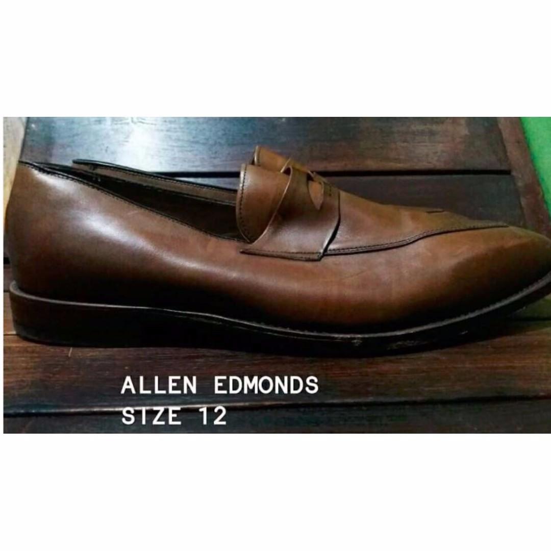 Allen Edmonds Shoes (original from US)