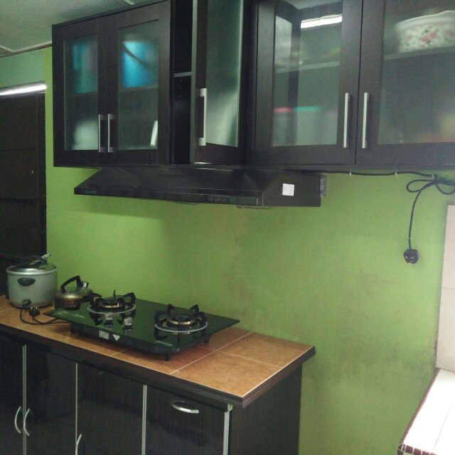 Almari Dapur Gantung Ready Made Home Furniture On Carou