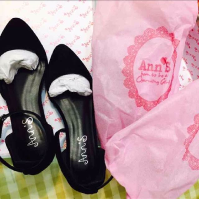 Anns尖頭鞋