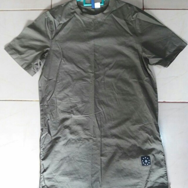 Army dress divided by hnm