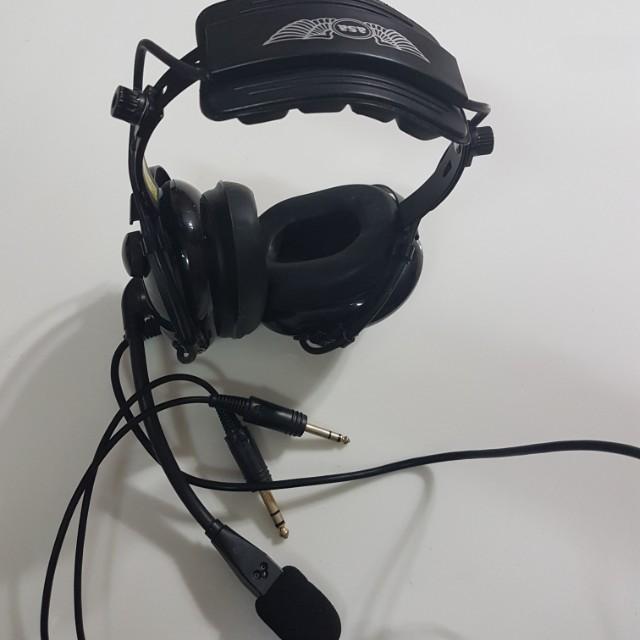 ASA Aviation Headset