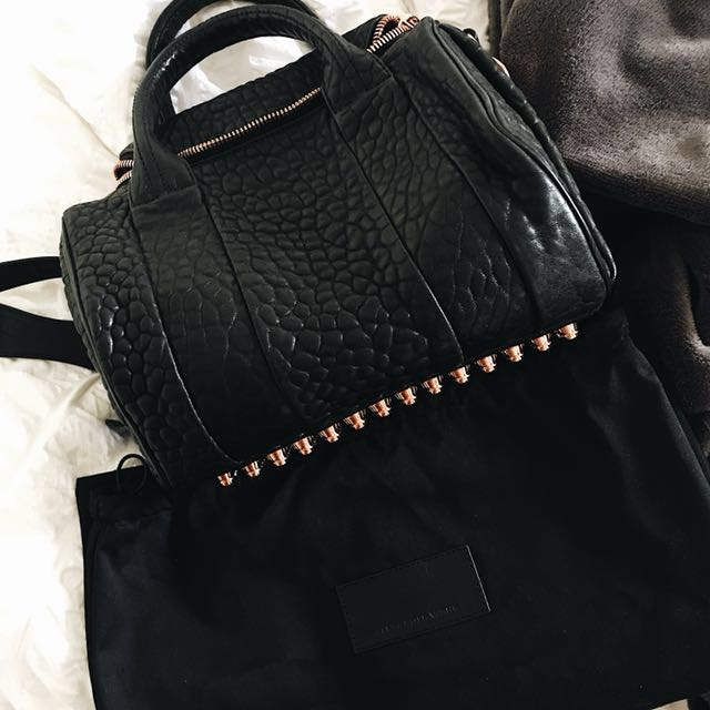 Authentic Alexander Wang Rockie bag