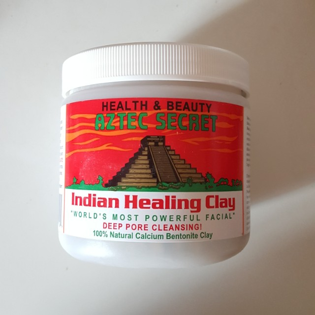 Aztec Indian Healing Clay (1 lb, 454g)