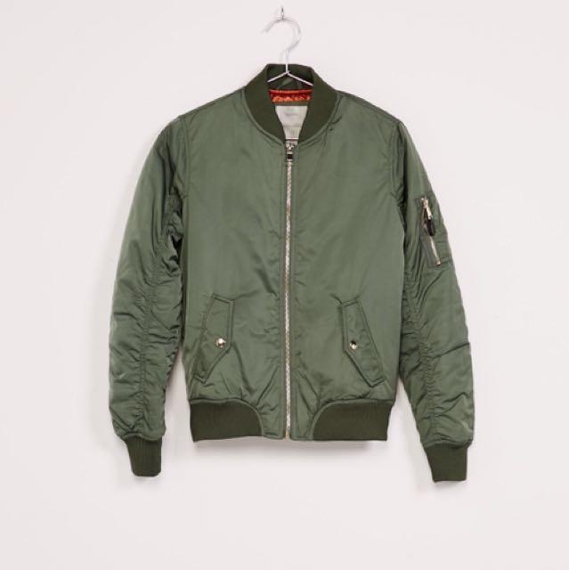 Bershka Bomber Jacket (free shipping!)