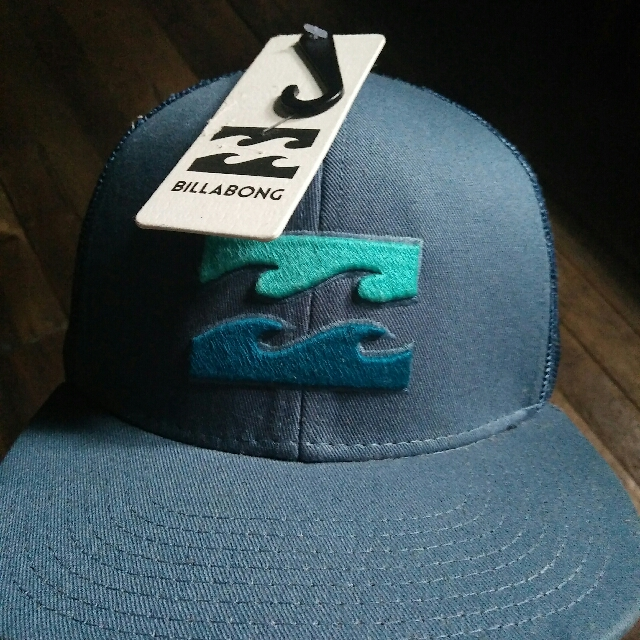 billabong cap