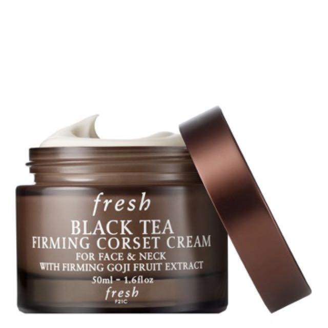34d268b378 Black Tea Firming Corset Cream