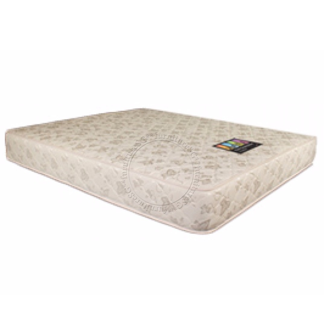 Bn Princebed Spring Mattress Free Delivery