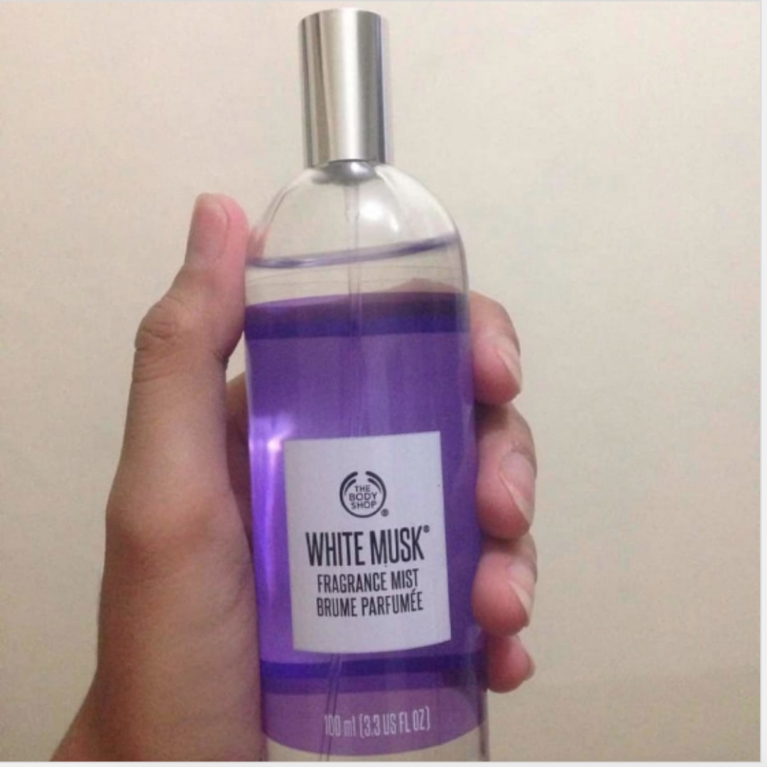 Body Shop White Musk