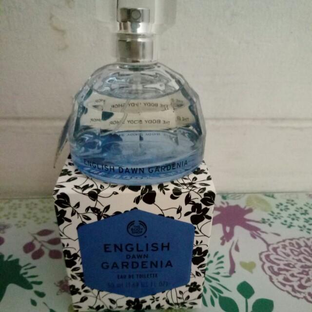 Bodyshop Parfume Gardenia