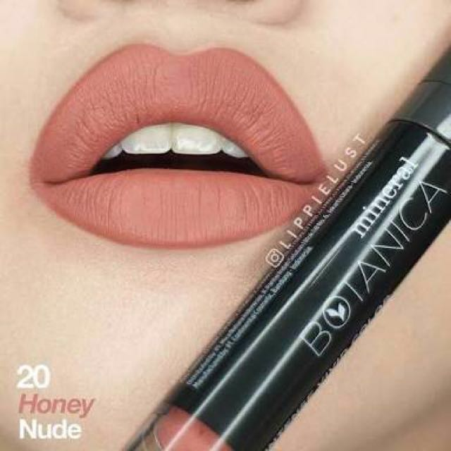 Botanica Lip Cream 020 honey cream