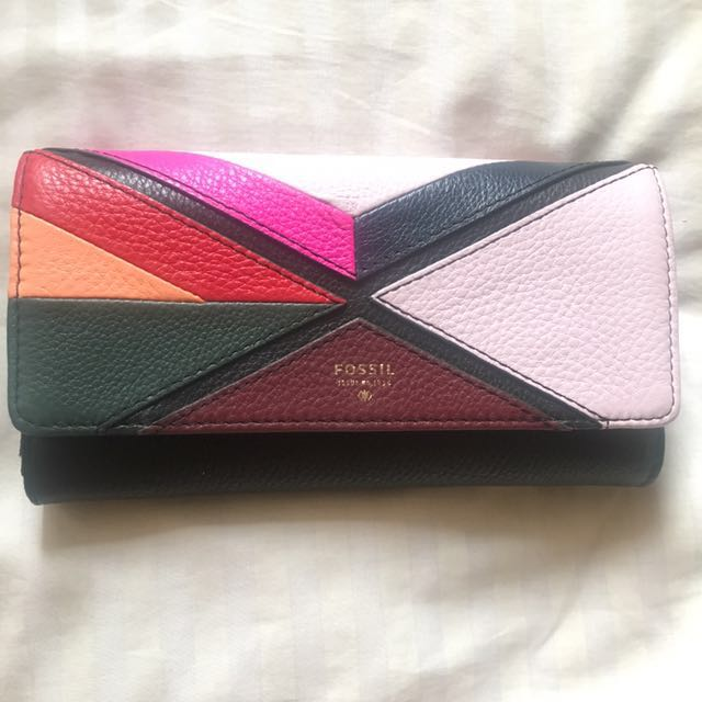 Brand New Fossil Retro Vintage Wallet